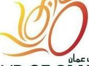 Giro dell'Oman: partenti percorso