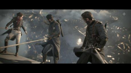 Andrea Pessino di Ready at Dawn dichiara la durata media di The Order: 1886