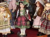 Zitte vive bambole marionette Praga, Repubblica Ceca