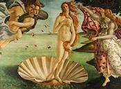 Schemi punto croce: nascita Venere Botticelli