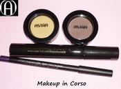 Make-up occhi Astra