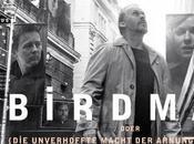 Birdman L'arte d'inventare niente tutto