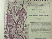 Naufragio vista rivista mensile illustrata Lega Navale