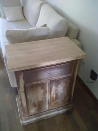 Shabby chic fai da te paperblog - Dipingere vecchi mobili in legno ...