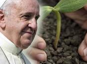 Aria cambiamento nell' ecologismo papa Francesco