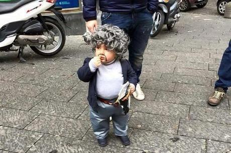Baby Nonno Moderno