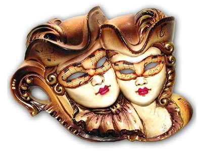 Maschere veneziane C