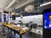 Italia independent apre prima boutique americana durante settimana della moda york