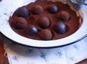 Tartufi cioccolato fondente nero