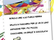 """Sabato """"Carnevale 2015″: pomeriggio alla sera Luino festa maschere, dolci musica"""
