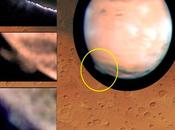 """""""L'Enigma delle Nubi s'innalzano nell'Atmosfera Marte"""""""