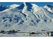 drammatica avventura alpino