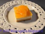 Cocco cheesecake gelatina mandarini