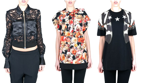 Givenchy – Collezione Spring Summer 2015