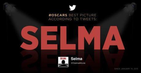 #Oscars miglior film twitter