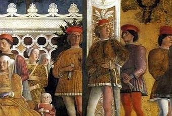 Palazzo ducale di mantova riapre la camera degli sposi for Stanza degli sposi mantova