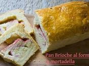 panbrioche formaggio mortadella macchina pane