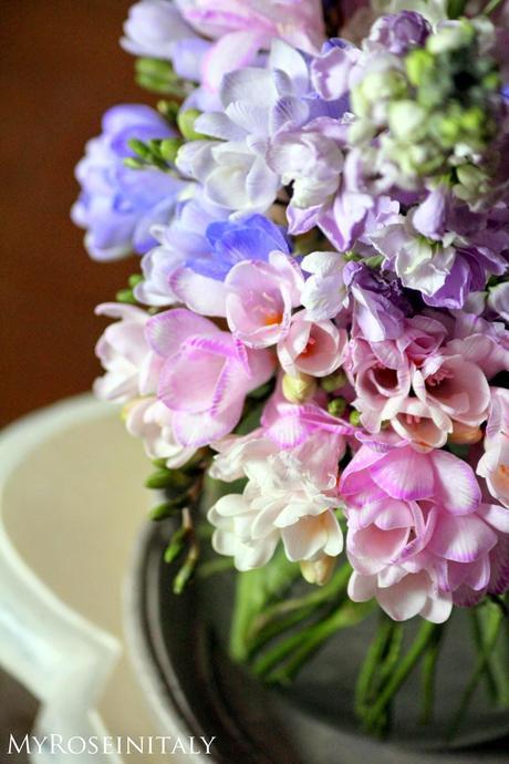 Delicati fiori di primavera paperblog for Bellissimi disegni di casa dentro e fuori