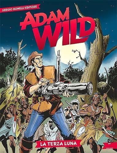 Il cuore di tenebra di Adam Wild