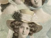 Stampe antiche: Giovani Dame