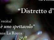 Floriana Rocca, incontro carne spirito versi nuovo libro DISTRETTO D'AMORE