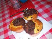 [Dolci Senza] Muffins bicolore senza uova burro