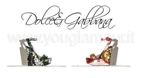 2015 Estate Gabbana Collezione Scarpe Dolce Paperblog E a6v88U cff36e907b1