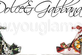 Dolce e Gabbana collezione scarpe estate 2015 - Paperblog b13b50e0a1f