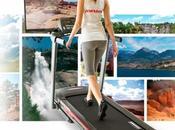 Tapis Roulant 6.0T Johnson Health Tech alleni guardi panorama!