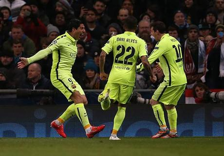 Manchester City-Barcellona 1-2, video gol highlights
