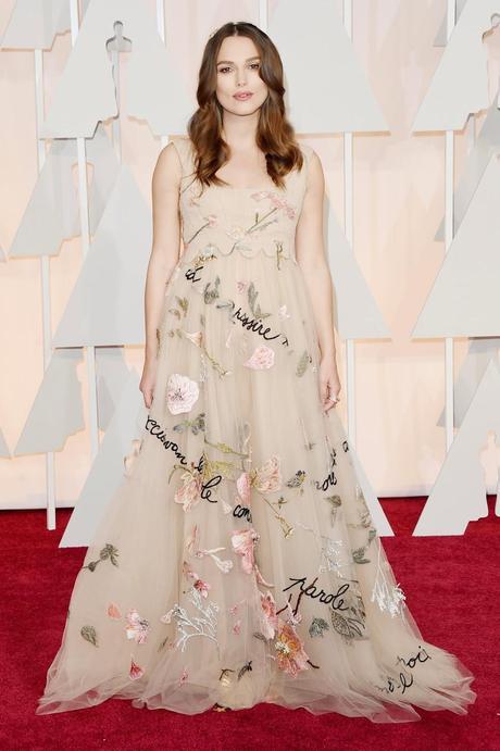 La Notte degli Oscar 2015:un red carpet da sogno!