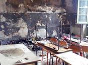Incendio devastazione scuola. sono stati olandesi. Lettera mamma della Oberdan Monteverde distrutta sabato scorso
