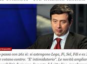 L'annuncite cronica Matteo Renzi, realtà