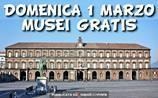 Napoli marzo 2015 musei gratis