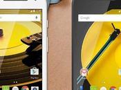 Motorola Moto 2015 presentato ufficialmente: scheda tecnica immagini