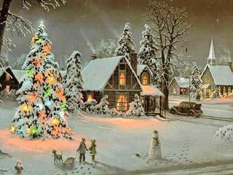 Schemi per il punto croce: Natale