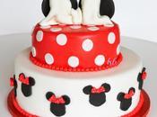 essential Minnie cake dolci tema Topolino&co