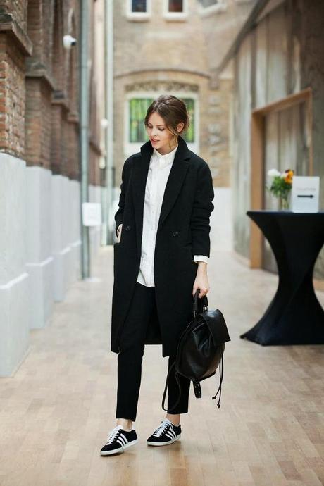 adidas donna nere gazelle
