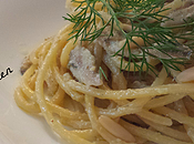 Spaghetti senza glutine alle sarde 100% Gluten Free (Fri)Day