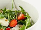 Insalata fragole Strawberries salad