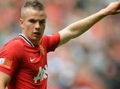 Manchester United perde Cleverley
