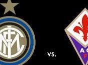 Probabili Inter-Fiorentina, Mancini dubbio, Montella tridente