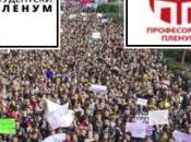 Macedonia. mondo accademico piazza l'Università: intervista leader della protesta