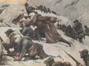 guerra fuori dalle trincee: attacco sorpresa, nostri alpini, circa tremila metri.