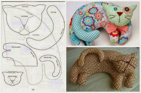Fermaporta e pupazzi di stoffa fai da te tutorial e for Tutorial fermaporta di stoffa