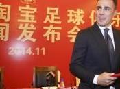 """Cina, Cannavaro prende posto Lippi Guanzhou: panchina voglio vincere quanto lui"""""""