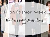 Milan Fashion Week: looks PetiteFraise loves {part