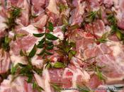 Semplice buono: costine agnello mirto rosmarino forno