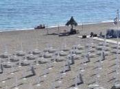 spiagge italiane rischiano scomparire. Ecco l'allarme lanciato dagli stabilimenti balneari
