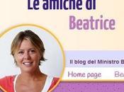 amiche Beatrice. blog Ministro Lorenzin